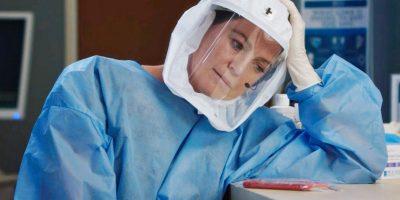 Ellen Pompeo en Anatomía de Grey
